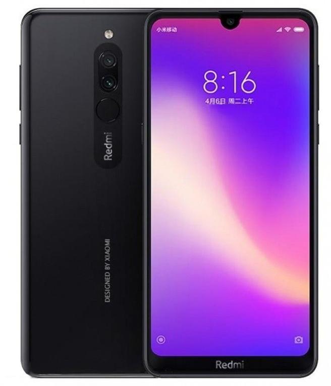 Xiaomi Redmi 8 64GB Black Zwart