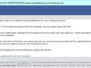 Facebook PGP
