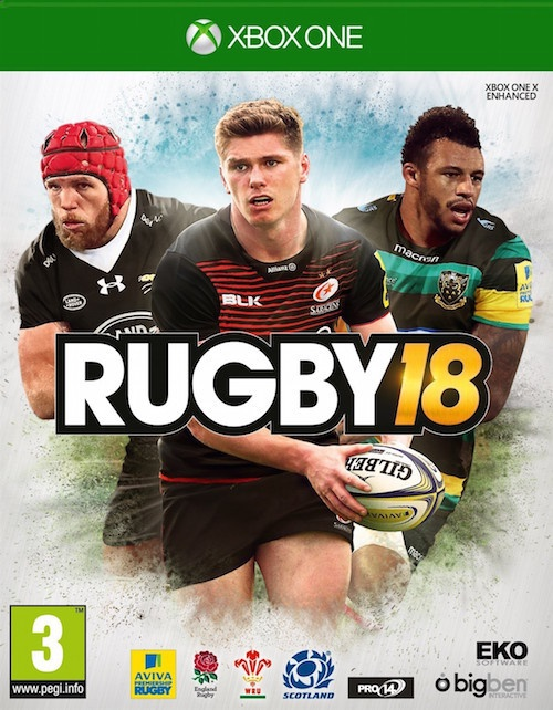 Rugby 18, Xbox One