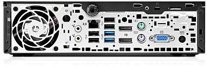 HP EliteDesk 800 G1 Ultra Slim (H5T98ET+D7P53AT) + Z24i