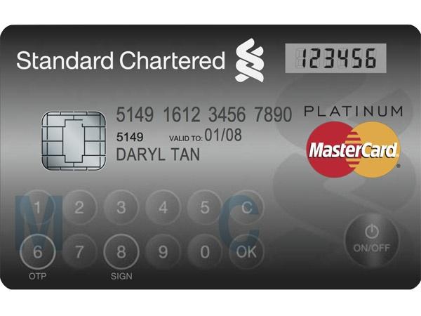 Mastercard DisplayCard
