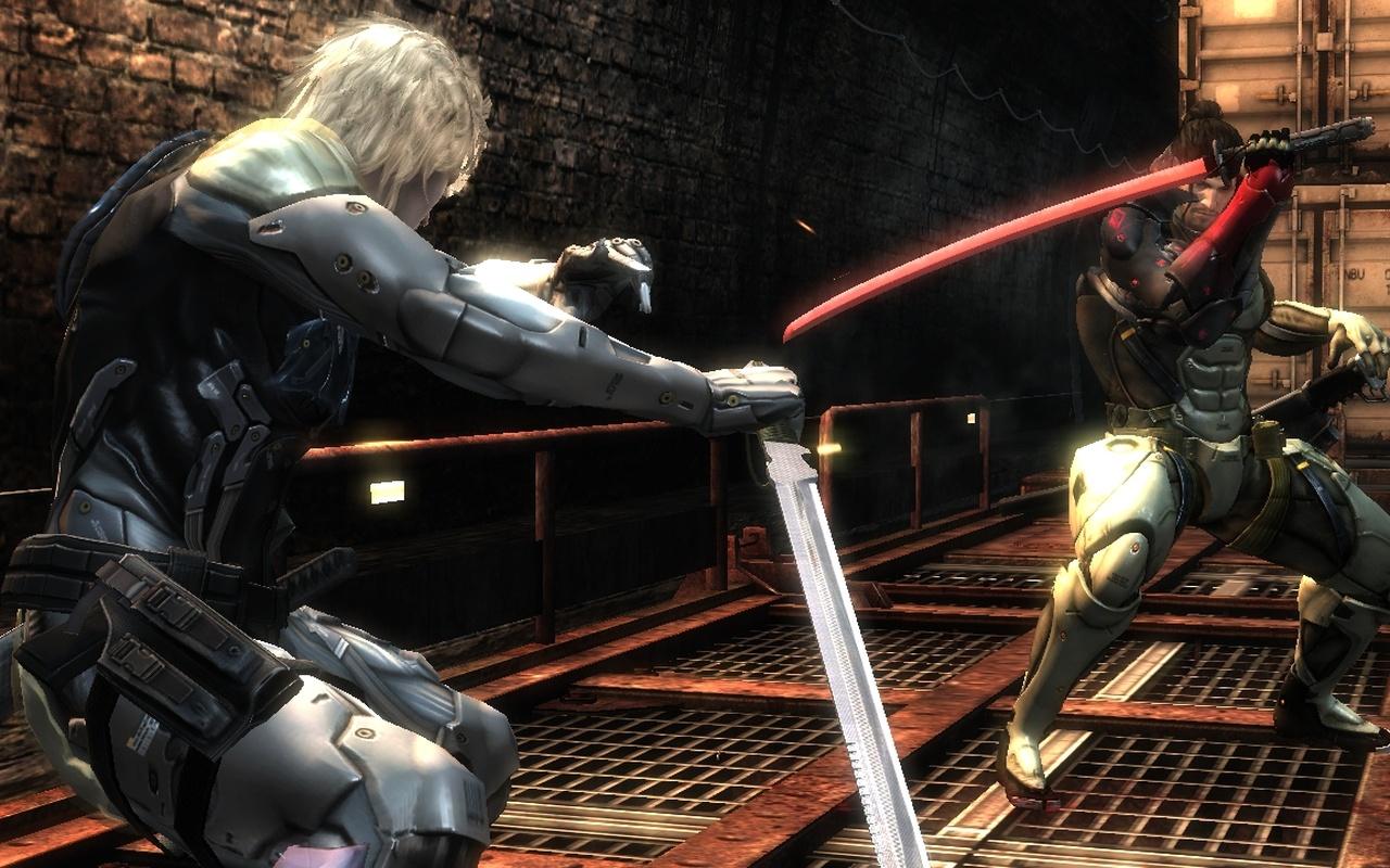 Review Metal Gear Rising: Revengeance