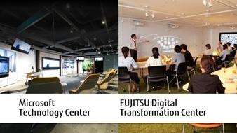 Microsoft en Fujitsu ai