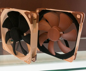 Noctua Flock-ventilators