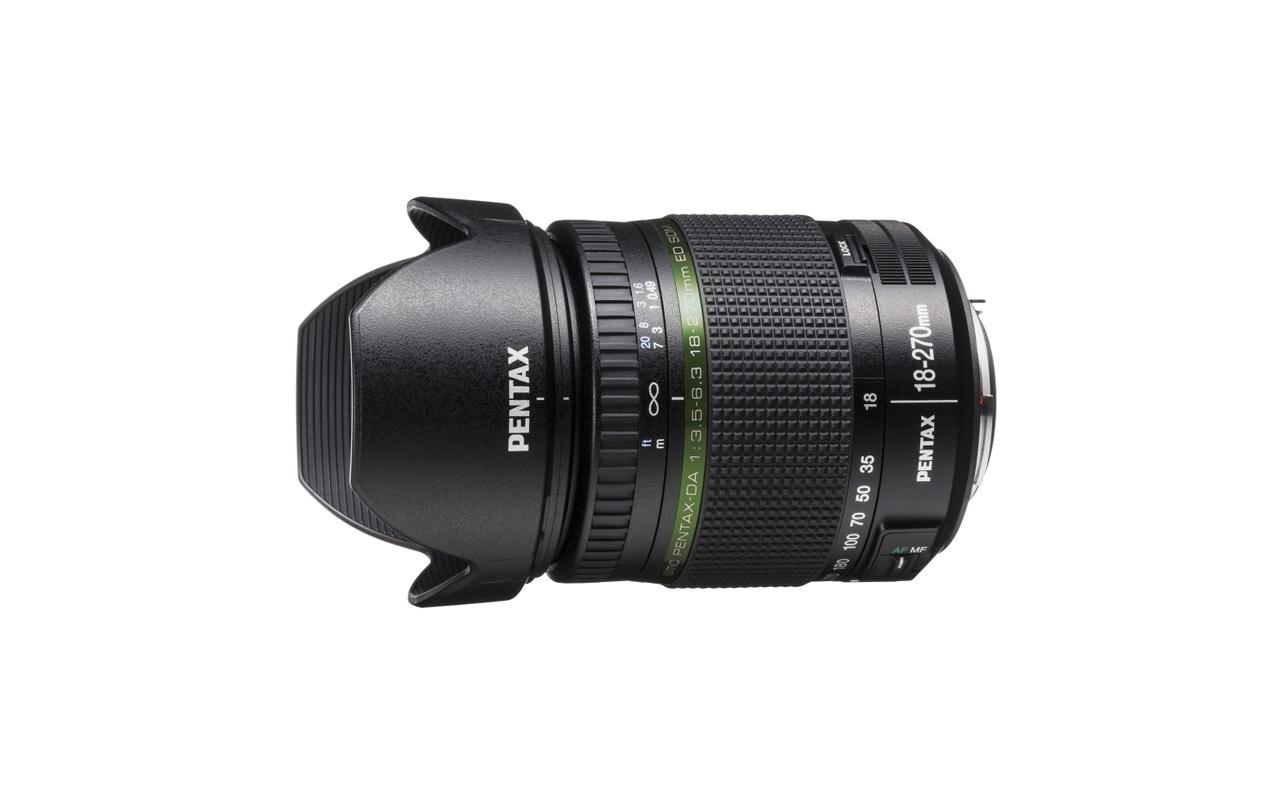 Pentax DA 18-270mm f/3,5-6,3