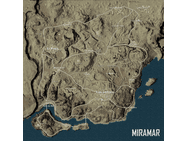 Pubg Miramar map