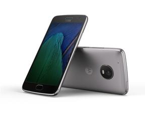 Motorola Moto G5 Plus Zilver
