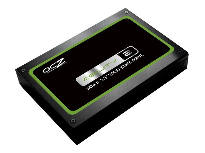 "OCZ Agility 2 SATA II 3.5"" SSD 360GB"