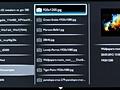 Philips PFL5606 menu