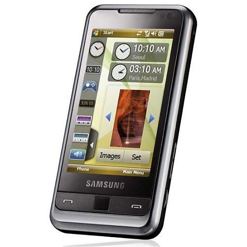 Samsung i900 Omnia Grijs
