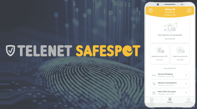 Telenet Safespot