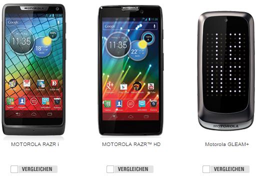 Motorola Duitsland