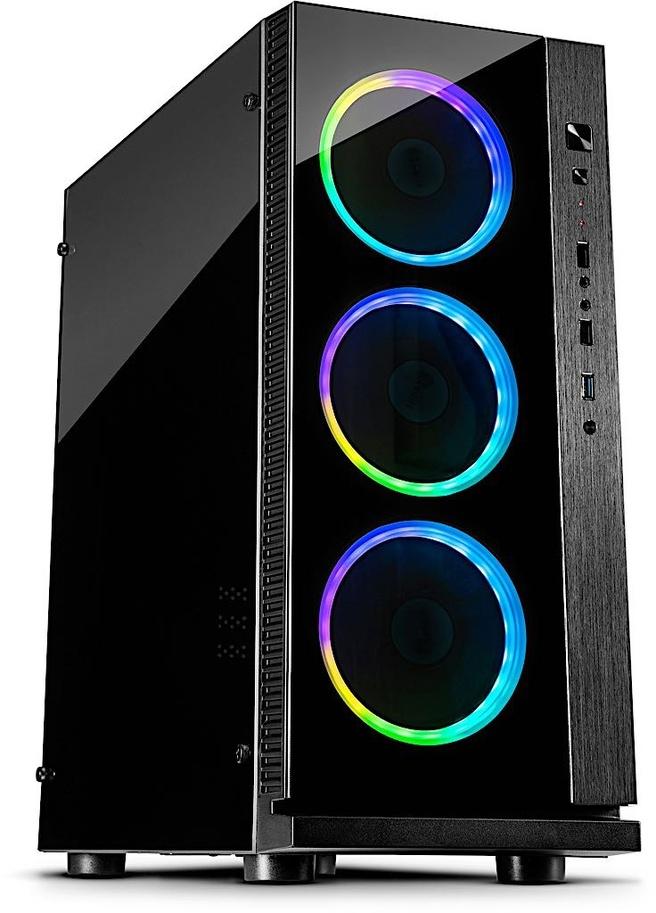 Inter-Tech W-III RGB