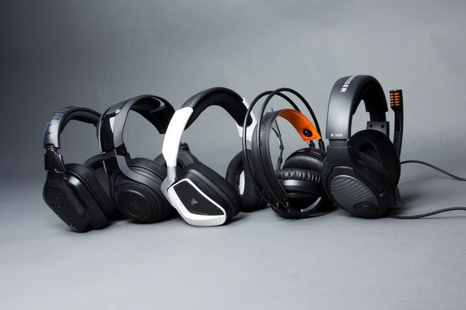 Vijf pc-gaming headsets tussen 100 en 200 euro