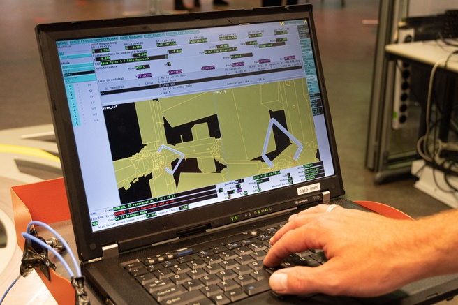 ERA-software voor bediening vanuit ISS