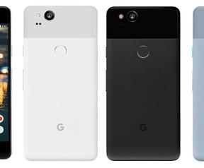 Verrmeende Google Pixel 2