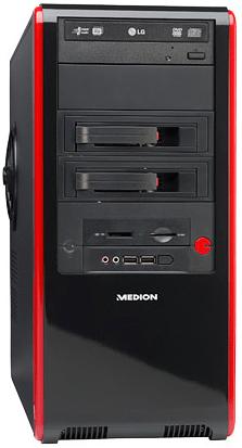 Medion Akoya PC X7704 D