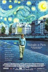 Poster voor Midnight in Paris