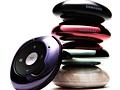 Stapeltje Samsung S2's
