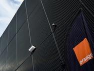 Orange datacentrum