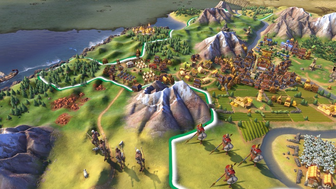 Civilization VI, PC (Windows)