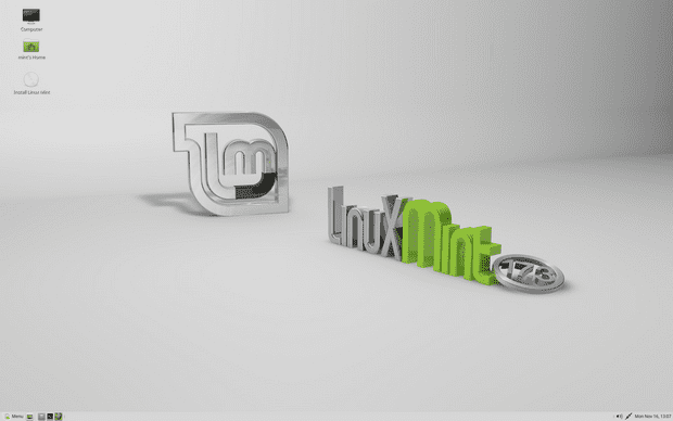 Linux Mint 17.3 met Mate