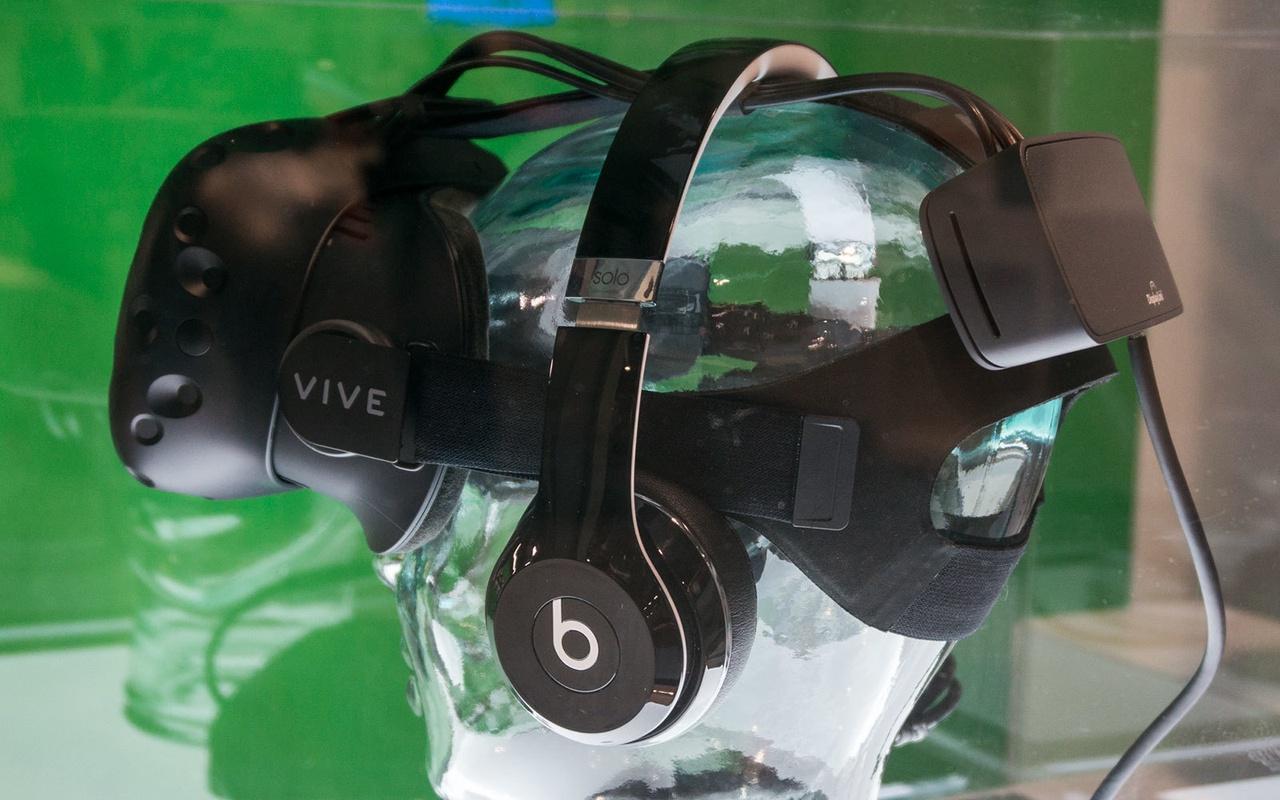DisplayLink demonstreert techniek om vr-headsets draadloos te maken