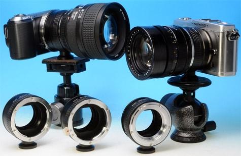 Rayqual lensadapter statiefbevestiging
