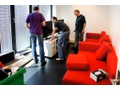 VNU/Tweakers.net office: gameroom