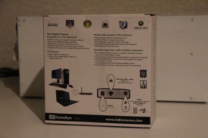 Silicondust HDHomeRun HDHR3-EU - DVB-T/C combi - Durandal
