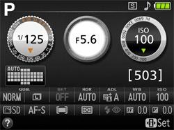 Nikon D5200 menuinterface 250px