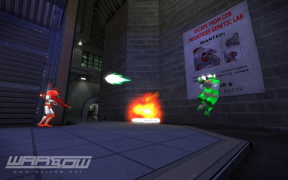 War§ow 0.6 screenshot