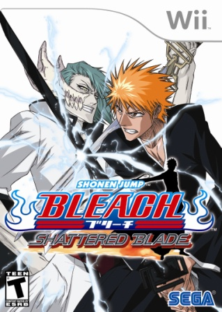 Bleach, Shattered Blade  Wii