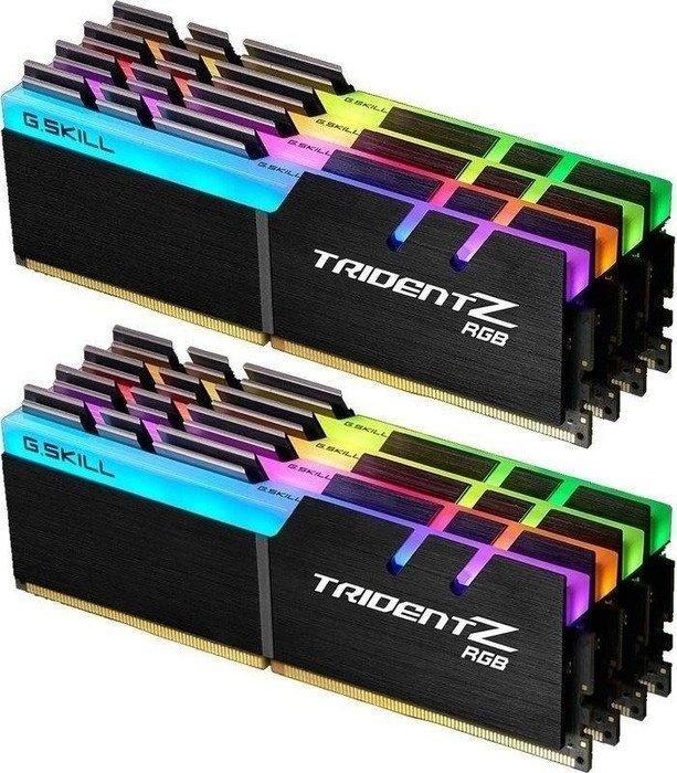 G.Skill Trident Z RGB F4-2400C15Q2-64GTZR