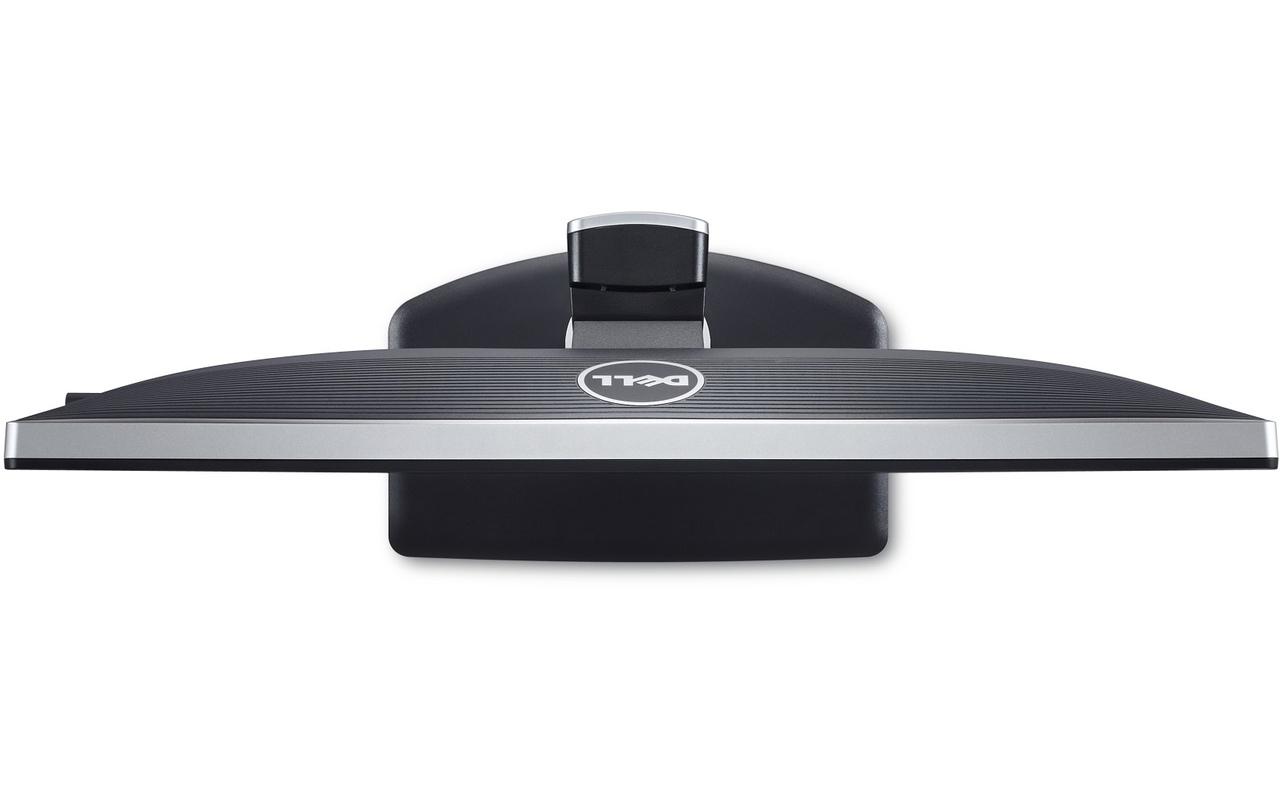 Dell Ultrasharp U2713HM (excl. Displayport kabel) Zilver, Zwart
