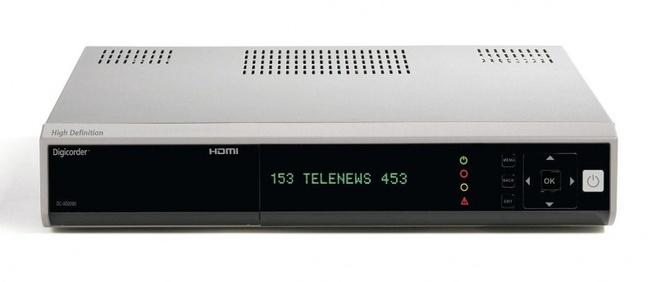 Digicorder van Telenet