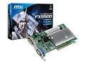 Goedkoopste MSI GeForce 5500 256MB