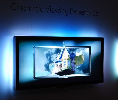Philips 3D Cinema 21:9