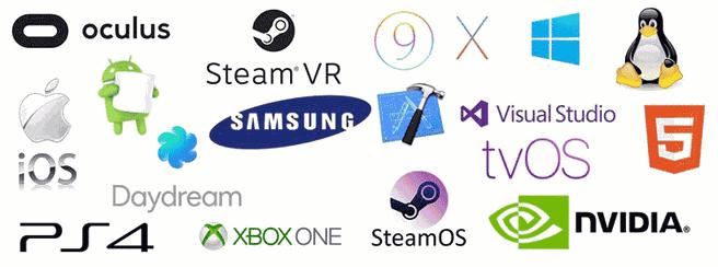 Unreal Engine 4 platforms