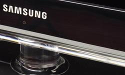 Samsung B7020: een lcd-tv van 3cm dik
