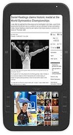 Android e-reader van Spring Design