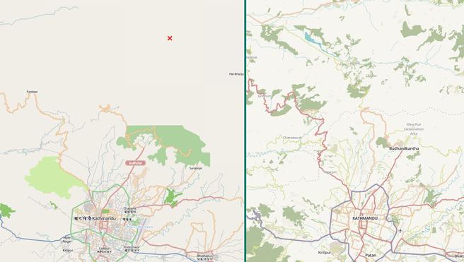 voor en na OSM