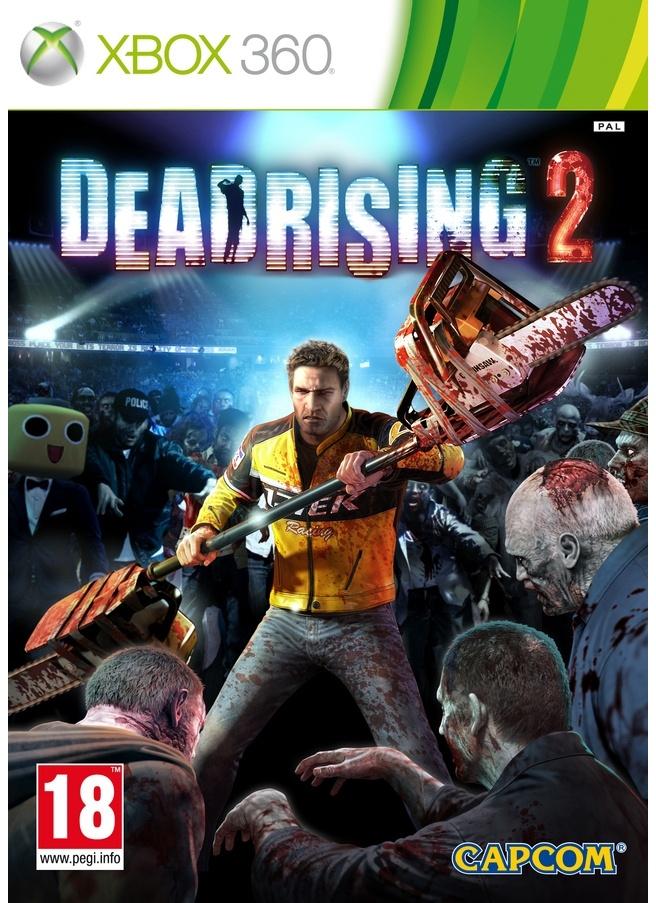 Packshot voor Dead Rising 2