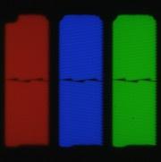Panasonic Viera WT50 pixelstructuur