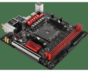 ASRock Fatal1ty X370 Gaming-ITX/ac