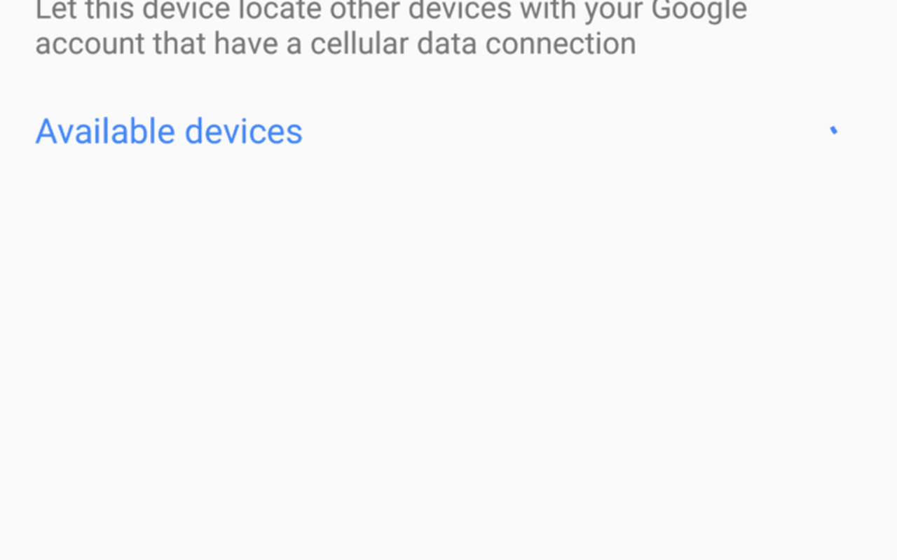Android Instant Tethering