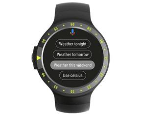 Google suggesties Wear OS