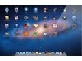 Mac OS X Lion -- Launchpad
