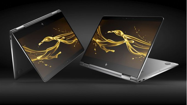 HP Spectre x360 2016