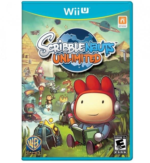 Scribblenauts Unlimited, Nintendo Wii U